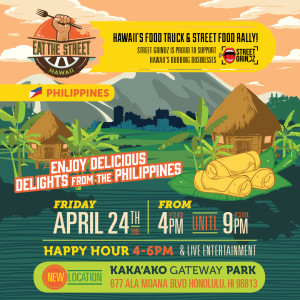Eat The Street: Philippines @ Kakaako Gateway Park  | Honolulu | Hawaii | United States