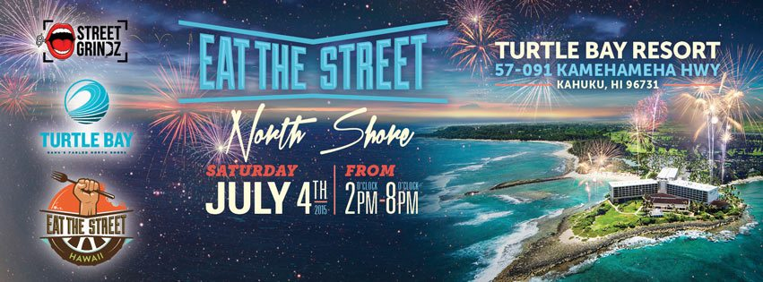 Eat The Street Hawaii Eat The Street North Shore Is On